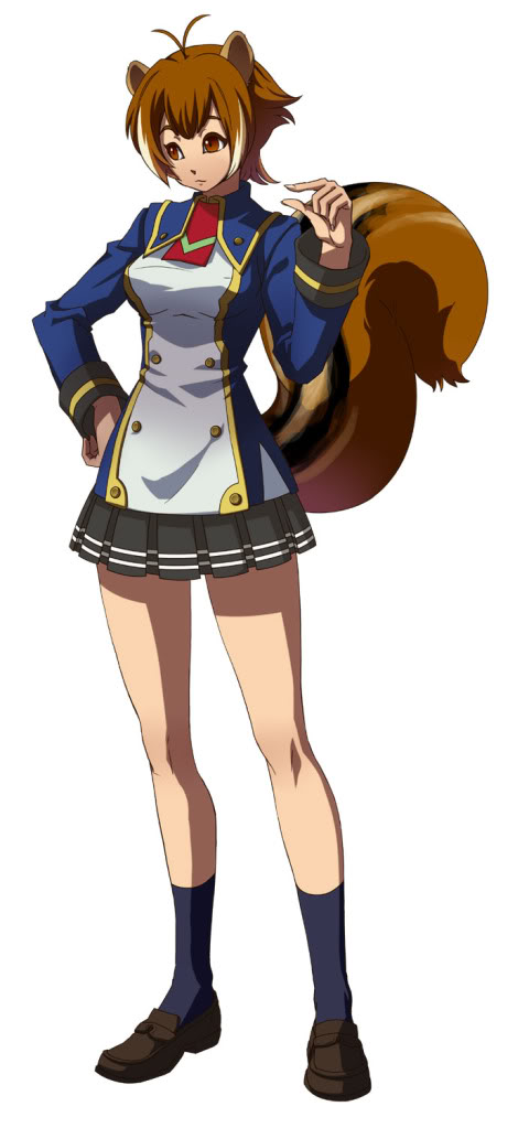 Characters: Beast-Kin/Kemonomimi (animal-trait people) Insert12